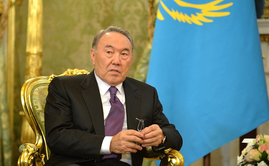 nazerbayev