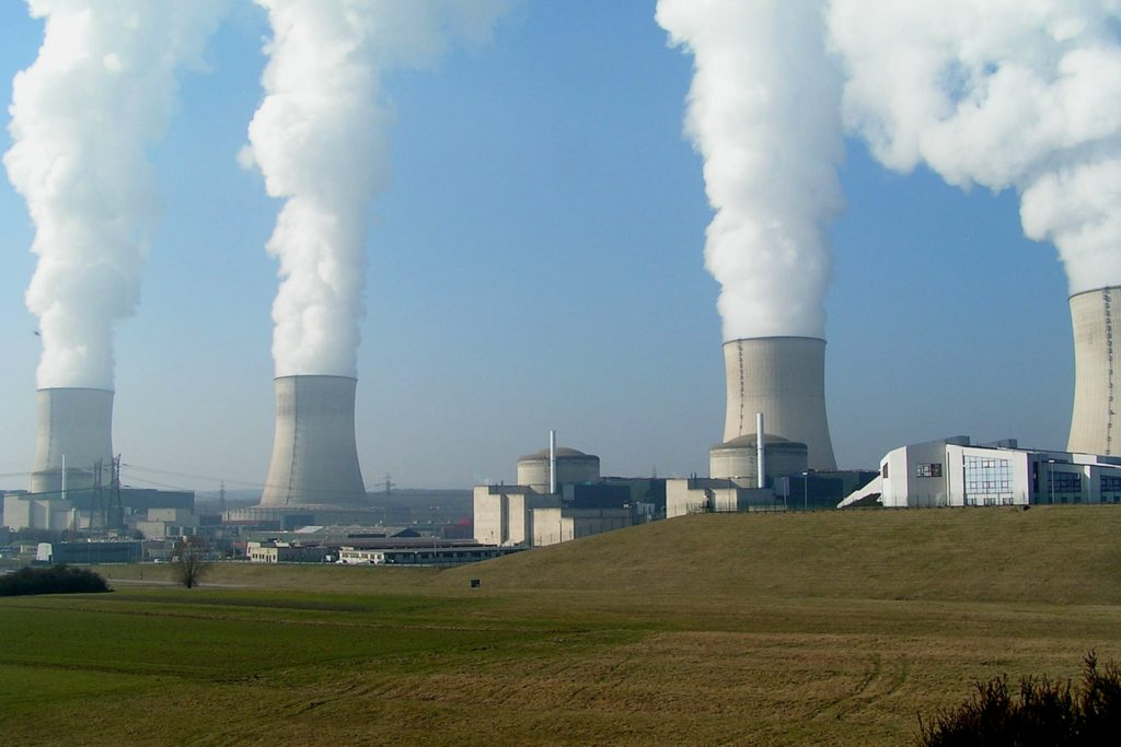 Nuclear Power Plant Cattenom