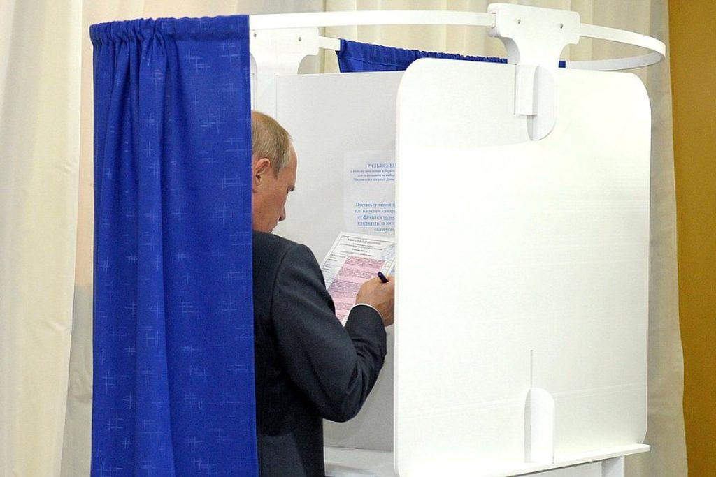 russia vote