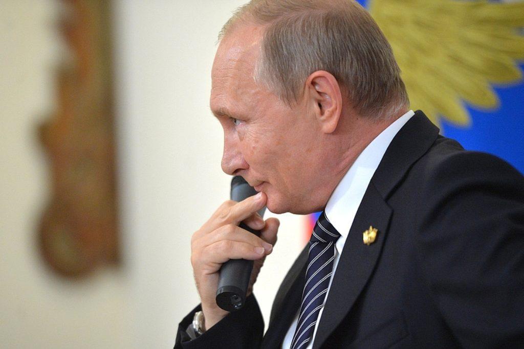 Putin web