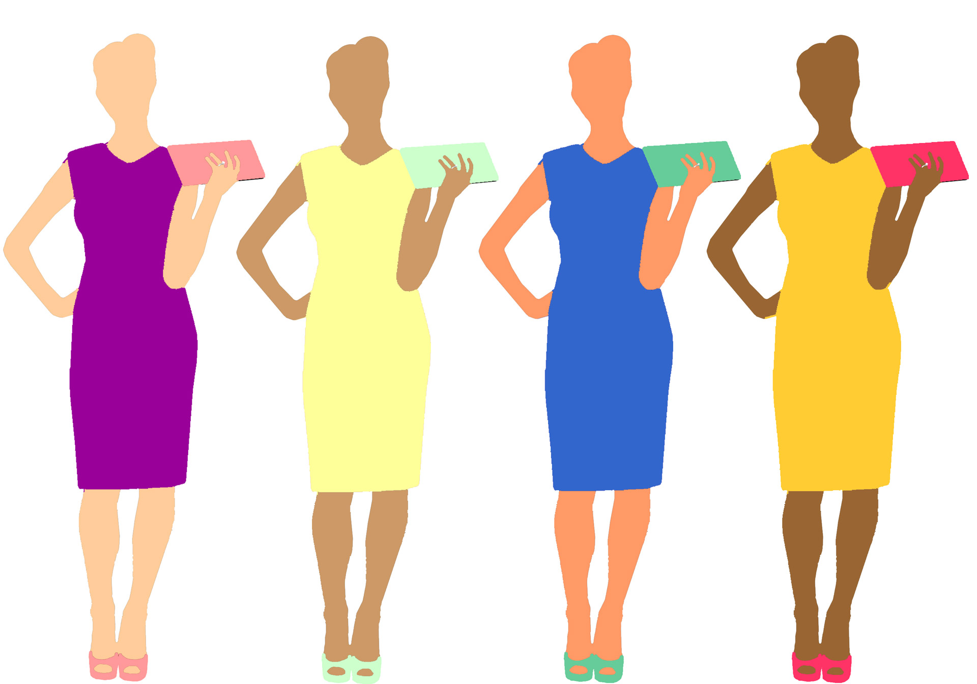 color-women-with-purses