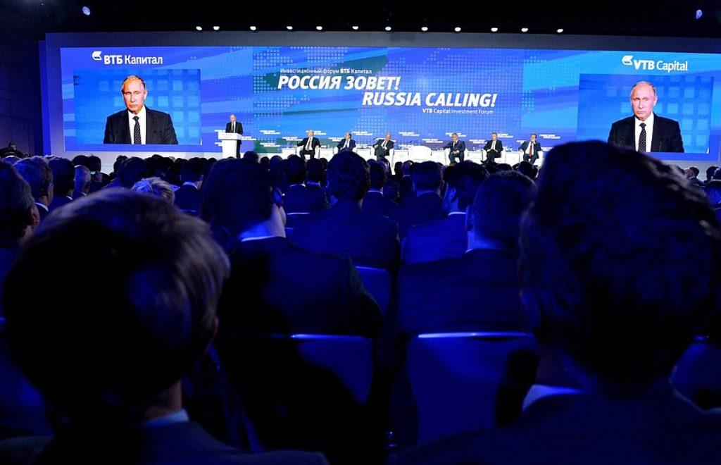russia calling