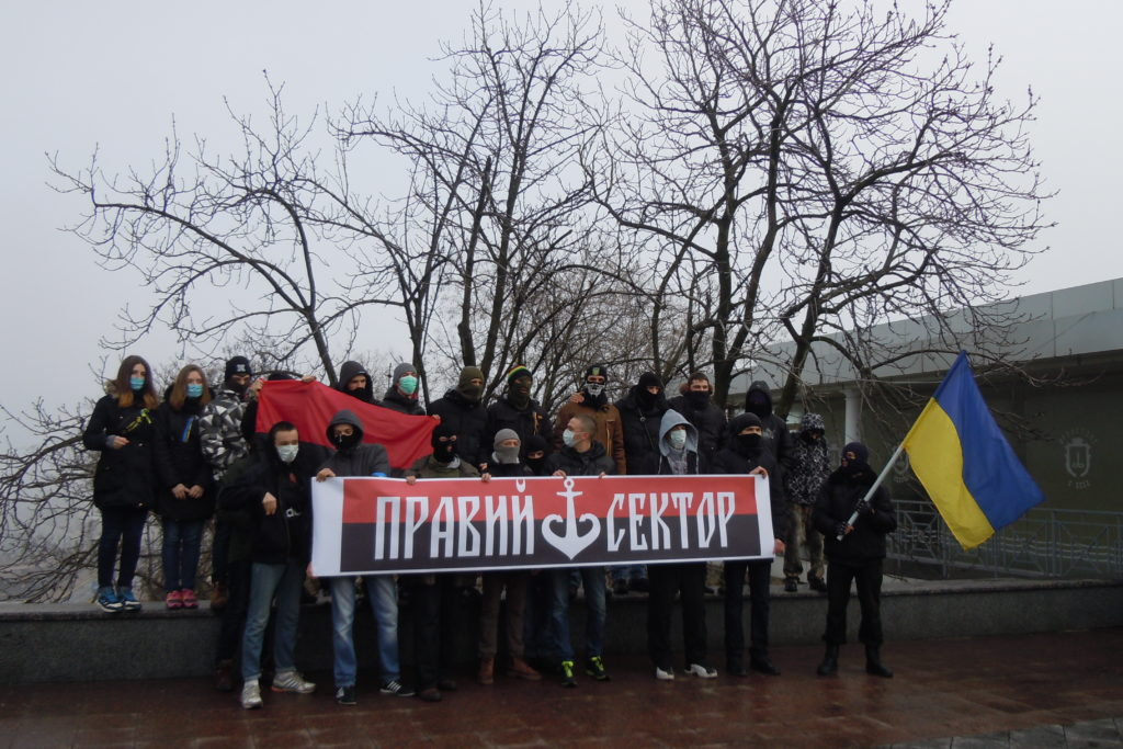 Right Sector Odessa