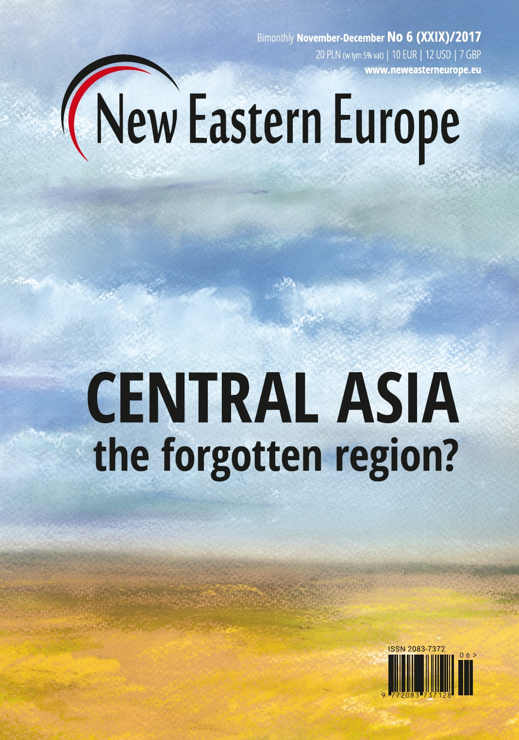 Issue 6 2017 Central Asia The Forgotten Region New Eastern Electricity Question Borne Out Of Idiocy International Skeptics Europe A Bimonthly News Magazine Dedicated To And European Affairs