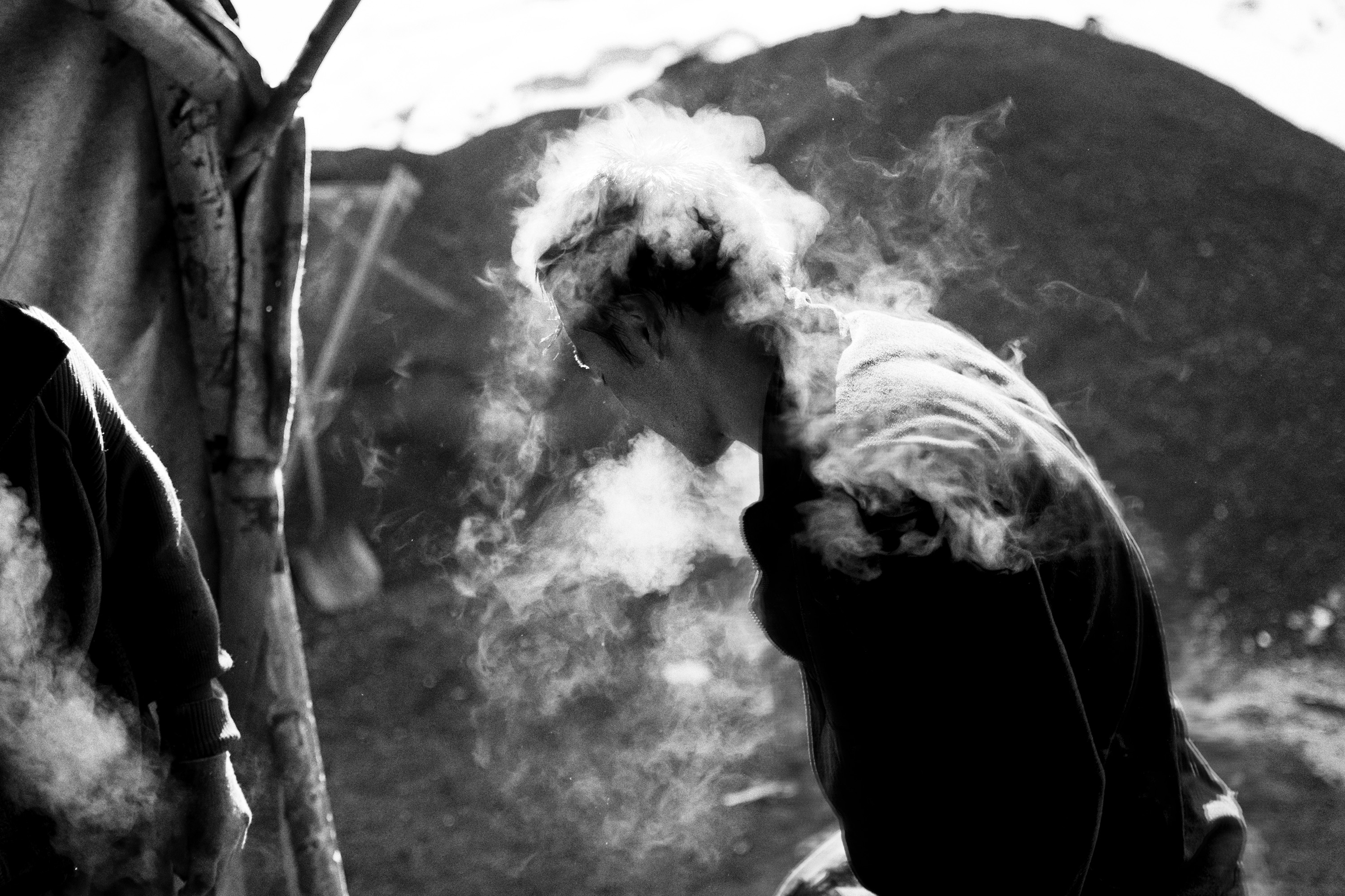 The Self Made Apaches Of Kyrgyzstan New Eastern Europe A Ultrasonic Mist Fog Maker Power From Pc Supply Diy Guerilla Growing Photo By Magdadelna Borowiec