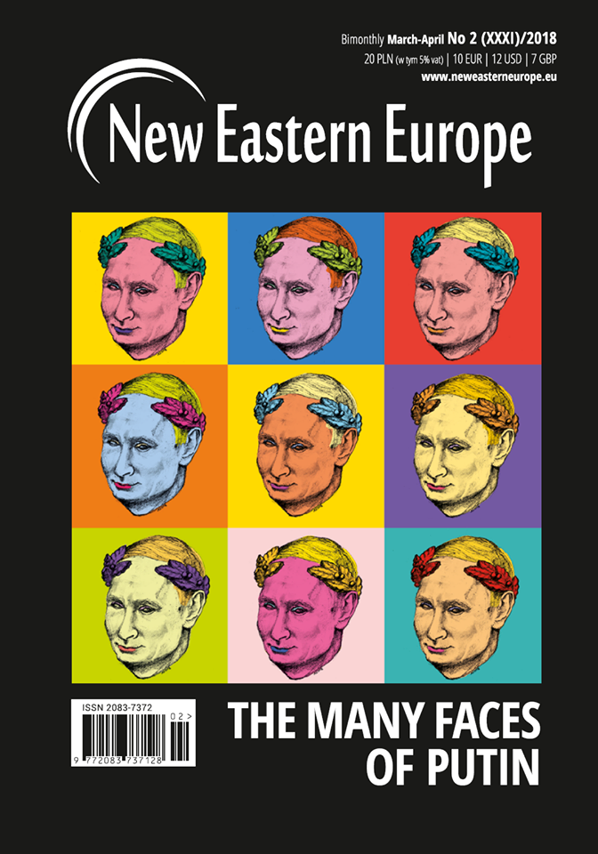 Issue 2/2018: The many faces of Putin
