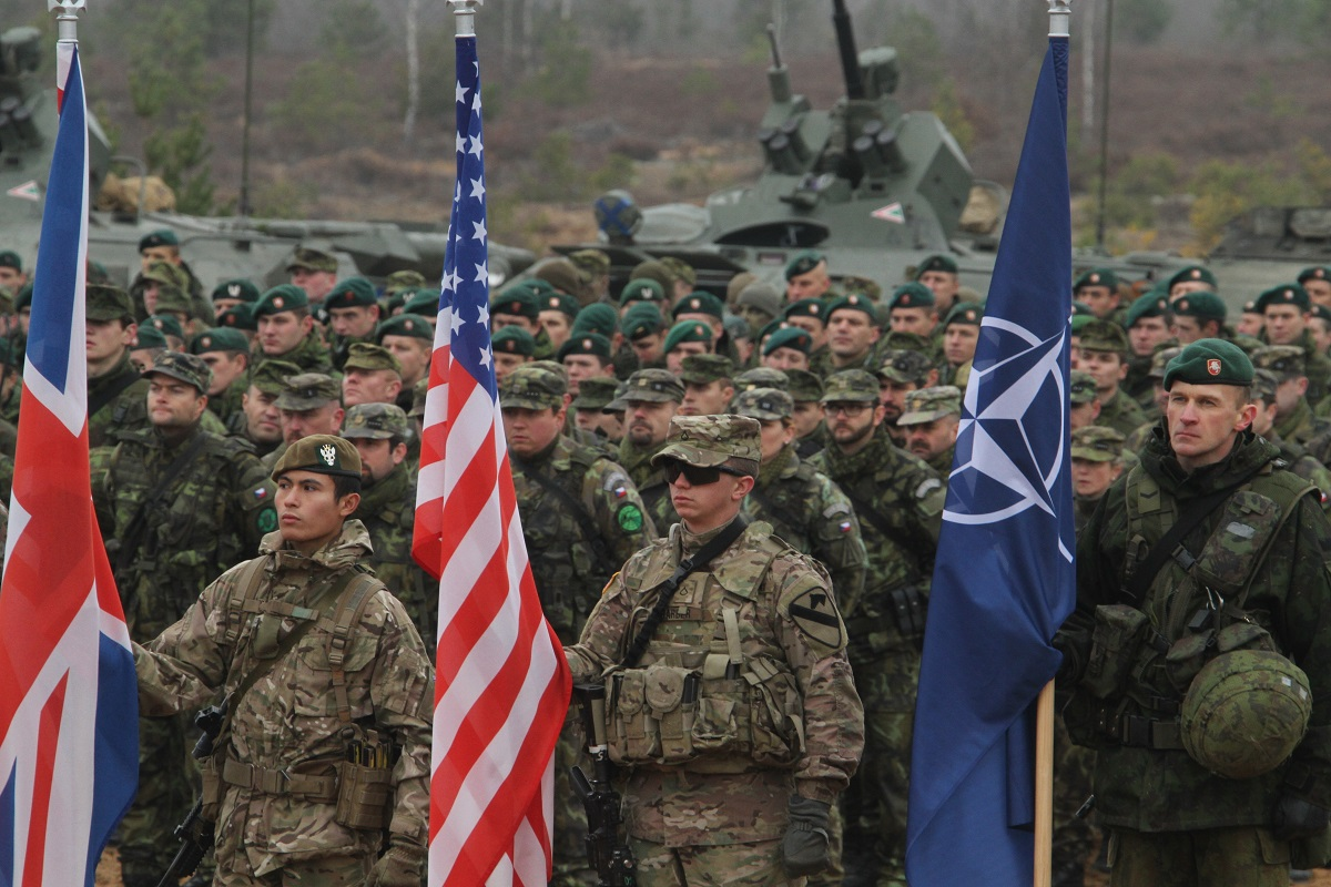 Talk Eastern Europe episode 16: Do Americans support NATO? - New Eastern Europe - A bimonthly news magazine dedicated to Central and Eastern European affairs