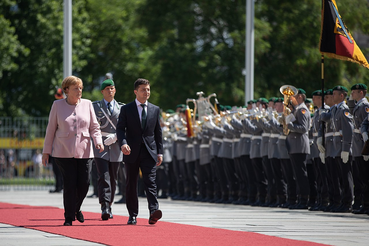 Towards an alliance between Kyiv and Berlin? - New Eastern Europe - A bimonthly news magazine dedicated to Central and Eastern European affairs