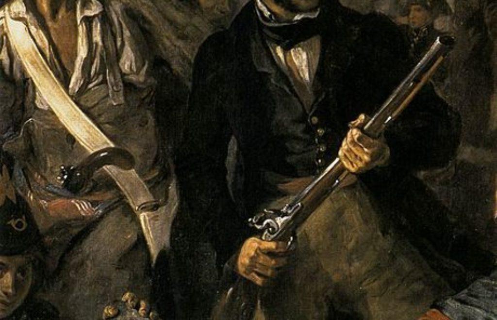 21.03.2014 Eugène Delacroix - Liberty Leading the People detail - WGA6179