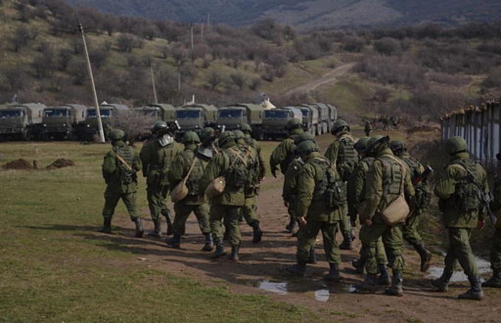 26.03.2014 2014-03-09 - Perevalne military base - 0165