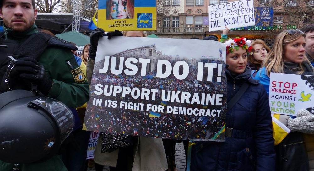 Ukraine Demo München 12269462196