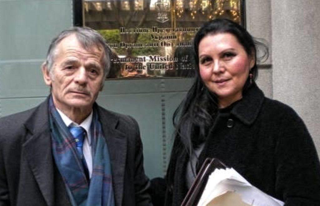 Ayla Bakkalli and Mustafa Aga