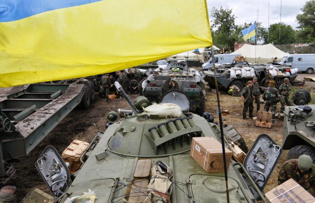 War in Donbass 20