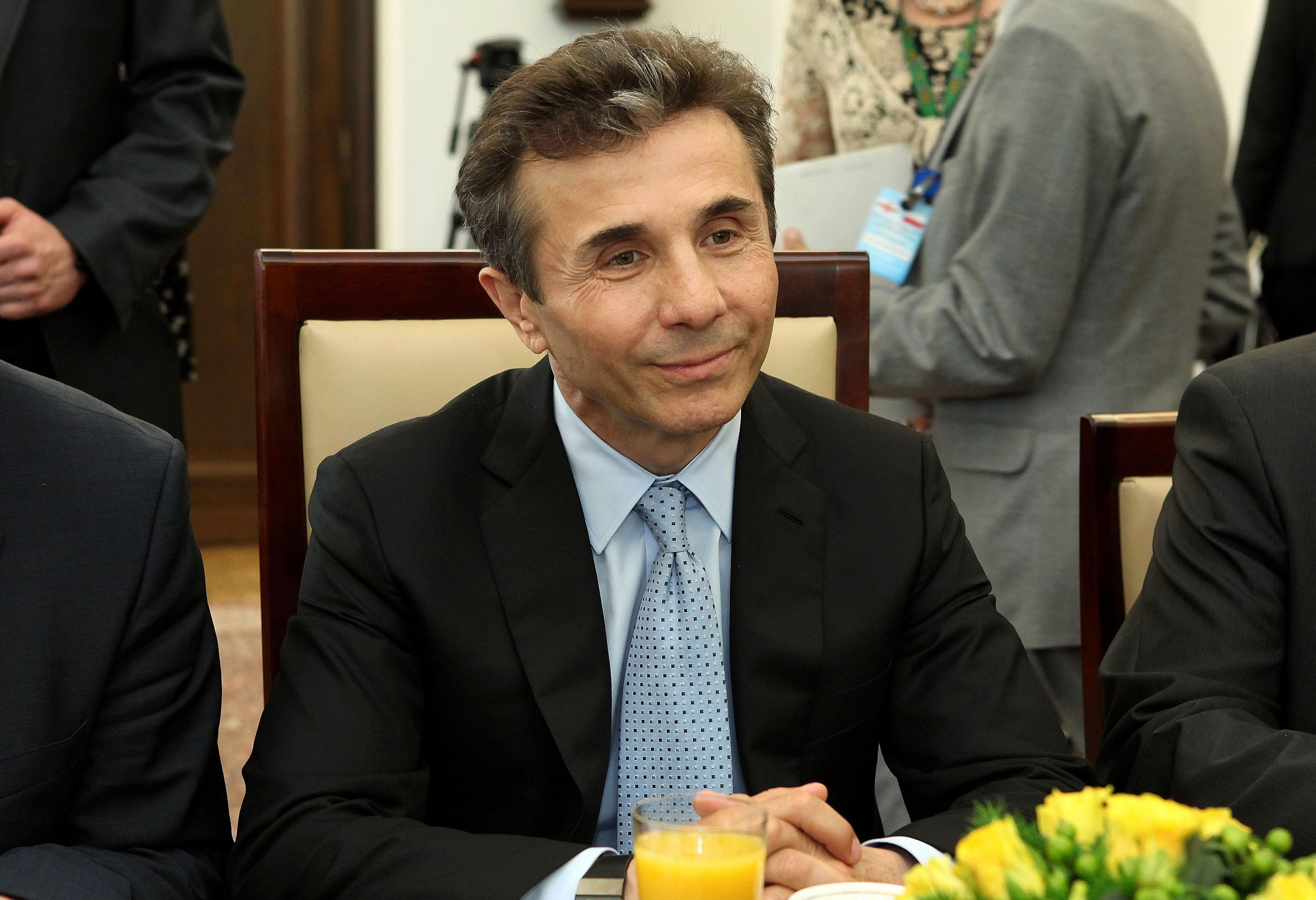 Bidzina Ivanishvili Senate of Poland