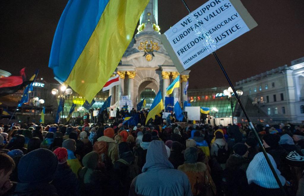 Euromaidan 2013 Mstyslav Chernov-14