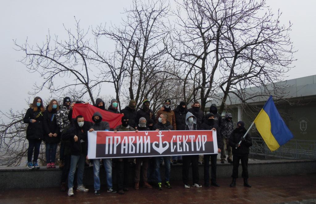 Right Sector Odessa