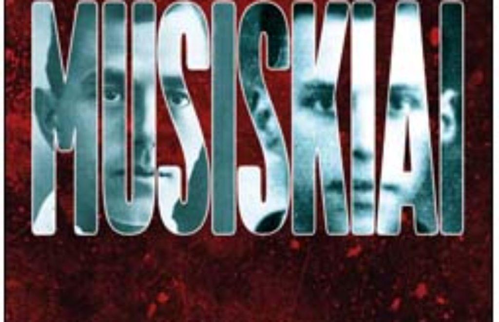 Musiskiai-cover