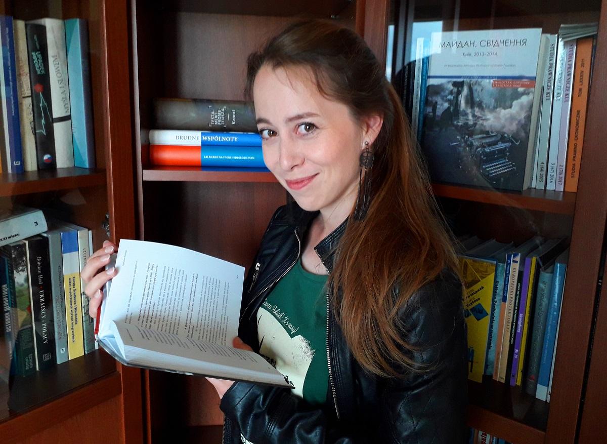 Tetiana Mykhailova photo by Tomasz Lachowski