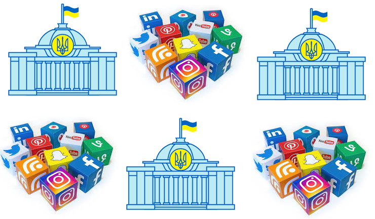 Ukraine's new parliament: What social media users think about it