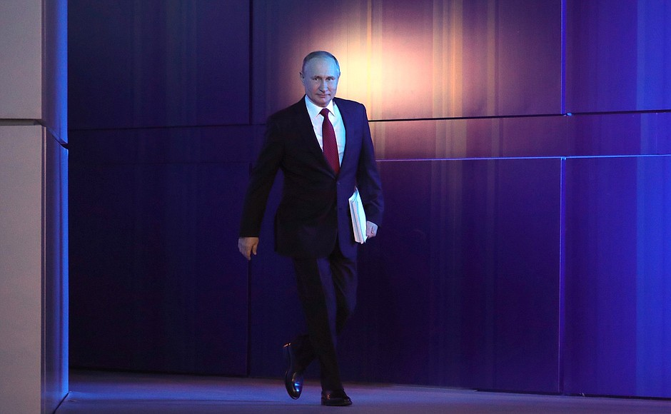 Putin's ideas for 2024 - New Eastern Europe - A bimonthly news magazine dedicated to Central and Eastern European affairs